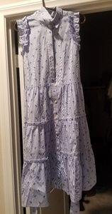 Palm tree specialty dress